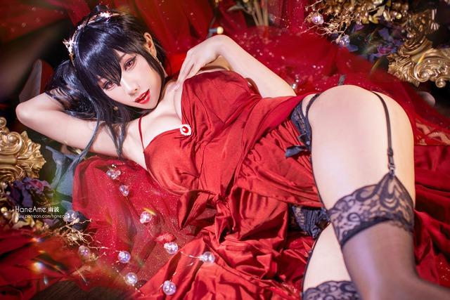 Lịm tim khi ngắm ảnh cosplay nàng waifu nổi tiếng trong tựa game mobile Azur Lane - Ảnh 11.