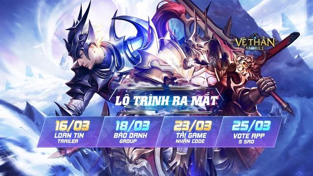 Điểm qua những tựa game mobile đình đám sắp ra mắt tại Việt Nam, đâu là tâm điểm của thời gian tới - Ảnh 5.
