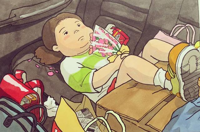Đục khoét tuổi thơ: Hô biến nhân vật hoạt hình Ghibli thành phiên bản béo ú, mắt híp - Ảnh 1.