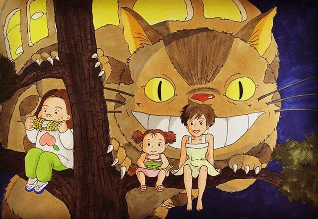 Đục khoét tuổi thơ: Hô biến nhân vật hoạt hình Ghibli thành phiên bản béo ú, mắt híp - Ảnh 15.