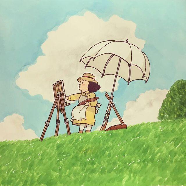Đục khoét tuổi thơ: Hô biến nhân vật hoạt hình Ghibli thành phiên bản béo ú, mắt híp - Ảnh 18.