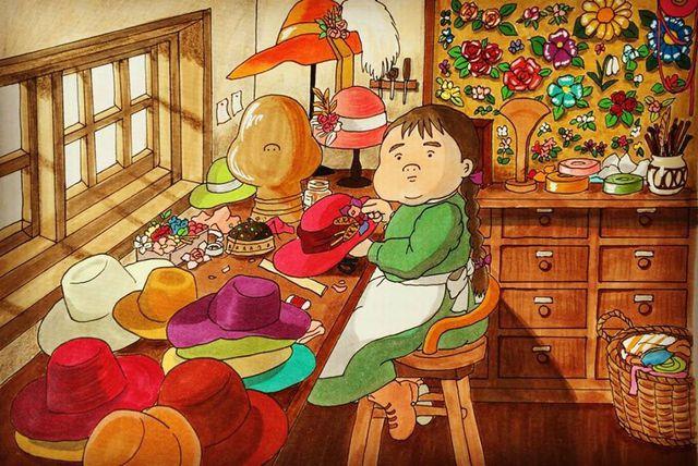 Đục khoét tuổi thơ: Hô biến nhân vật hoạt hình Ghibli thành phiên bản béo ú, mắt híp - Ảnh 21.