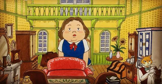 Đục khoét tuổi thơ: Hô biến nhân vật hoạt hình Ghibli thành phiên bản béo ú, mắt híp - Ảnh 24.