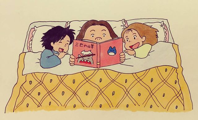 Đục khoét tuổi thơ: Hô biến nhân vật hoạt hình Ghibli thành phiên bản béo ú, mắt híp - Ảnh 26.
