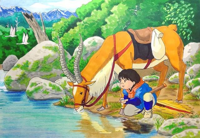 Đục khoét tuổi thơ: Hô biến nhân vật hoạt hình Ghibli thành phiên bản béo ú, mắt híp - Ảnh 27.