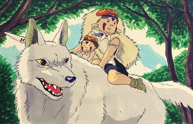 Đục khoét tuổi thơ: Hô biến nhân vật hoạt hình Ghibli thành phiên bản béo ú, mắt híp - Ảnh 28.