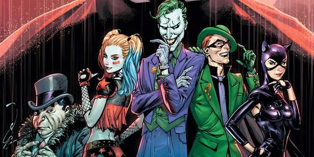 Designer - Sư phụ của Hoàng Tử Tội Phạm Joker là ai? - Ảnh 1.