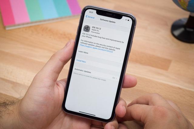 iOS 13 gặp lỗi nghiêm trọng khiến gói cước di động của người dùng cạn kiệt dung lượng - Ảnh 1.