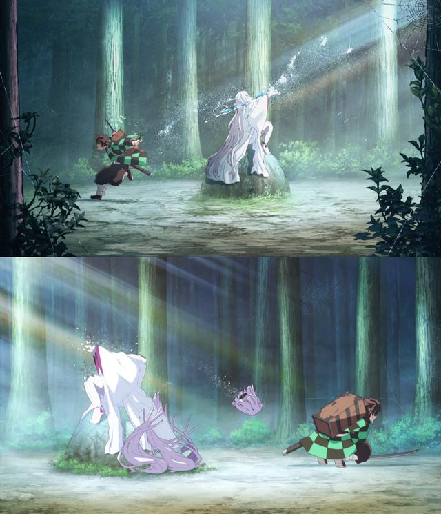 Kimetsu no Yaiba: Hoạt họa của series Kiếm Sĩ Diệt Quỷ này khủng đến độ nào? - Ảnh 8.