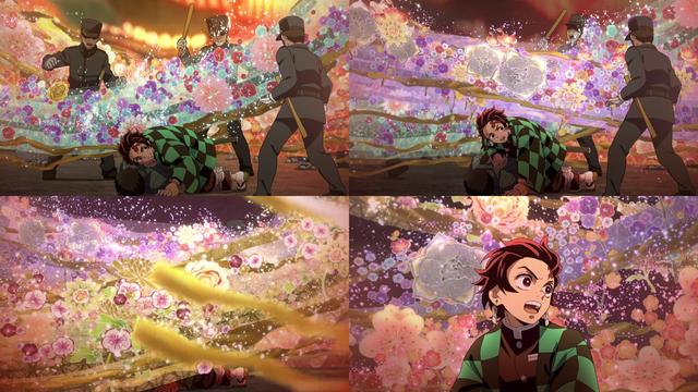 Kimetsu no Yaiba: Hoạt họa của series Kiếm Sĩ Diệt Quỷ này khủng đến độ nào? - Ảnh 5.