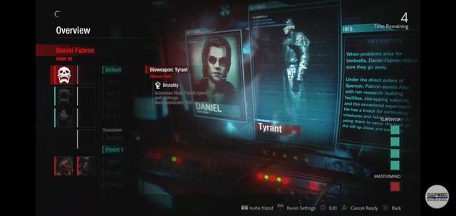 Tất cả những nhân vật sẽ xuất hiện trong siêu phẩm game Resident Evil Resistance sắp ra mắt (P.1) - Ảnh 3.
