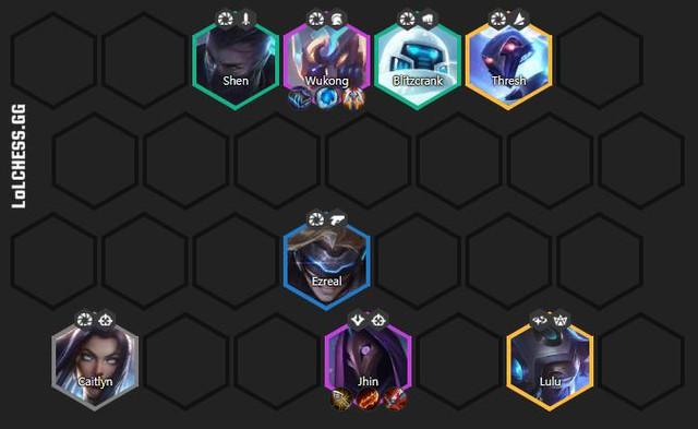 Đấu Trường Chân Lý: Những đội hình mạnh mẽ nhất khi kích hoạt sức mạnh tối thượng của các Tộc - Ảnh 3.