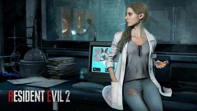 Tất cả những nhân vật sẽ xuất hiện trong siêu phẩm game Resident Evil Resistance sắp ra mắt (P.1) - Ảnh 4.