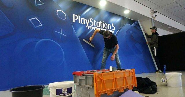 Xuất hiện khu trải nghiệm PS5 đầu tiên trên thế giới - Ảnh 1.