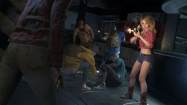 Tất cả những nhân vật sẽ xuất hiện trong Resident Evil Resistance (P.2) - Ảnh 2.