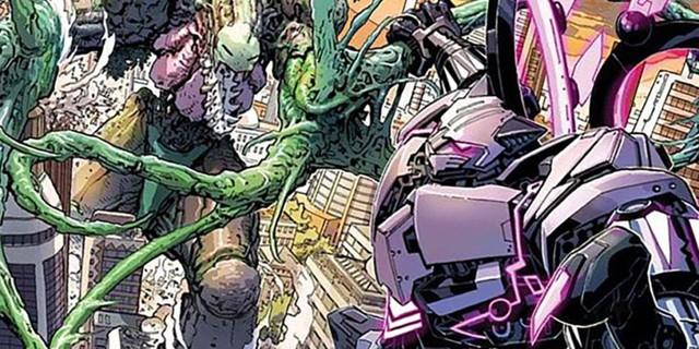 Marvel Comics: Quyết tâm bảo vệ mỏ Vibranium, Wakanda sẽ dùng robot Black Panther khổng lồ để đánh đuổi ngoại bang - Ảnh 4.