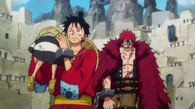 One Piece: Khám phá mối quan hệ cạnh tranh thú vị giữa 2 kẻ mạnh thuộc thế hệ tồi tệ nhất - Ảnh 2.