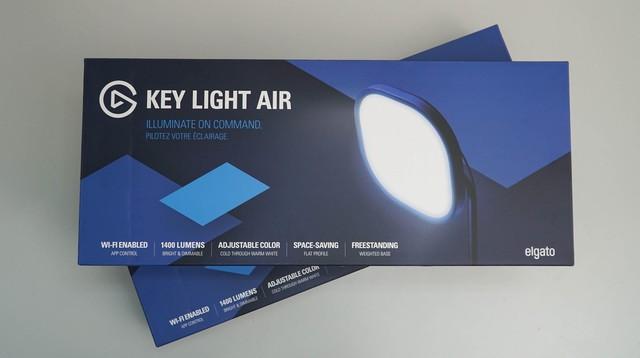 Elgato Key Light Air: Bộ đèn đẳng cấp streamer nào cũng nên sở hữu - Ảnh 1.