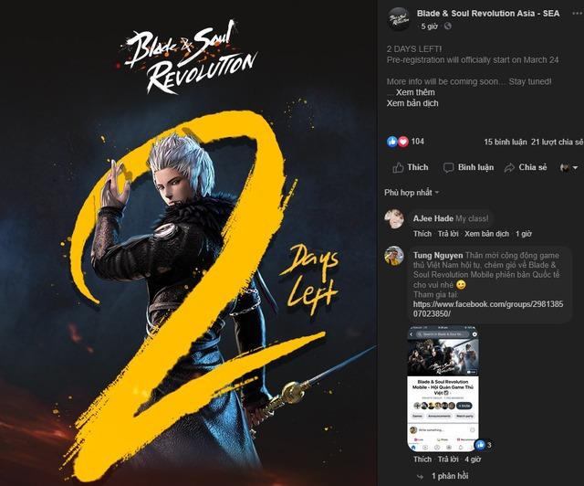 Lộ thời điểm đăng ký trước của Blade & Soul Revolution, ngày game về tay game thủ không còn xa - Ảnh 3.