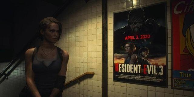 7 Easter Egg bí ẩn được tìm thấy trong Resident Evil 3 Remake - Ảnh 8.