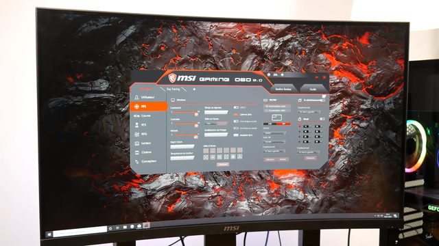 MSI Optix MAG 322CQRV - Experience the ultimate 144Hz curved screen for gamers - Photo 5.
