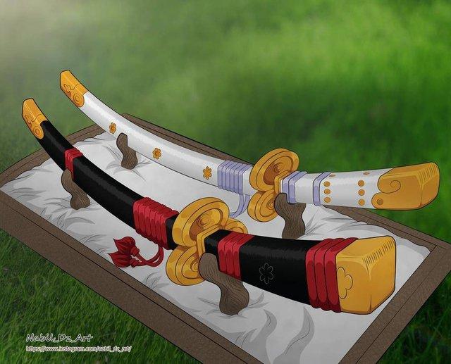 One Piece: Không chỉ có Shusui dưới đây là 10 thanh kiếm có thể được hóa đen trong tương lai (P2) - Ảnh 1.