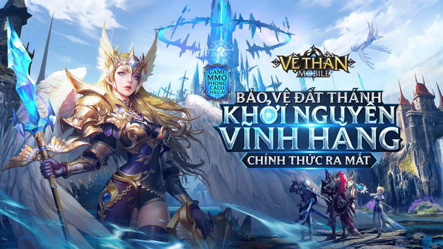 Game chất Tây TOP 1 Trending - Vệ Thần Mobile chính thức ra mắt: Tặng giftcode, free Vip 3 - Ảnh 1.