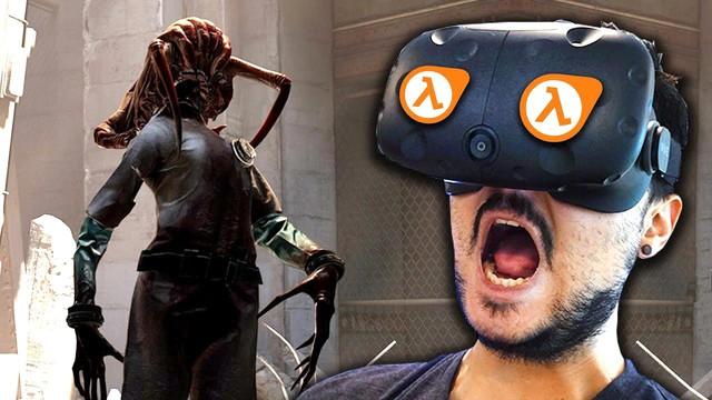 Half-Life: Alyx khiến nhiều game thủ phải khóc ròng - Ảnh 1.