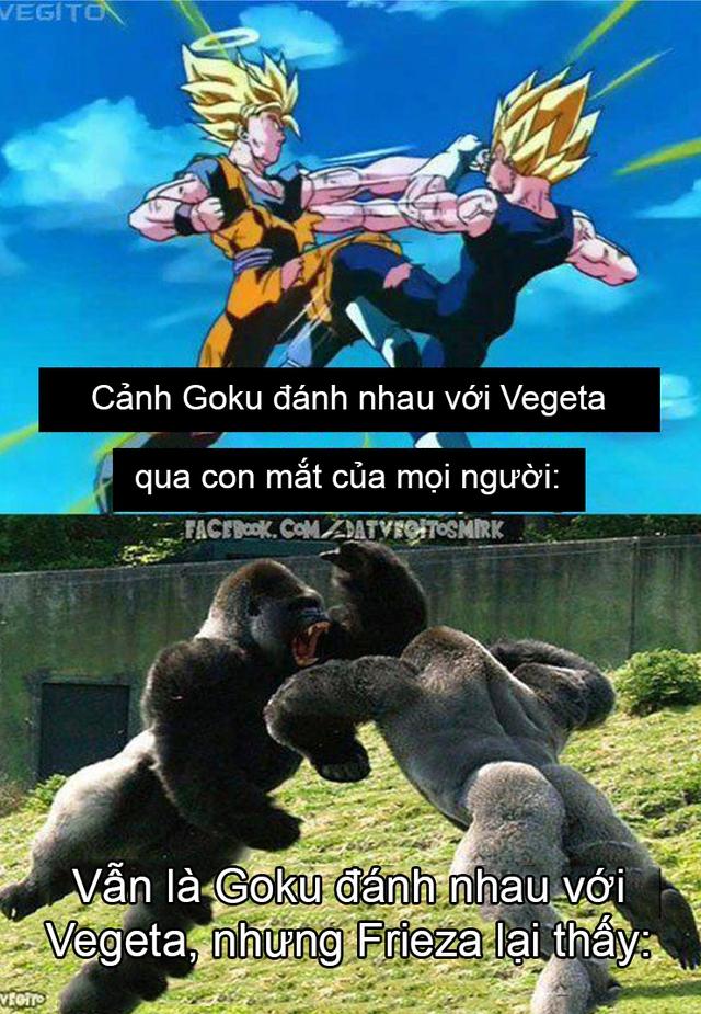 Dragon Ball: Giải khuây khi ở nhà tránh dịch với loạt meme về các nhân vật phản diện hài khó đỡ - Ảnh 4.