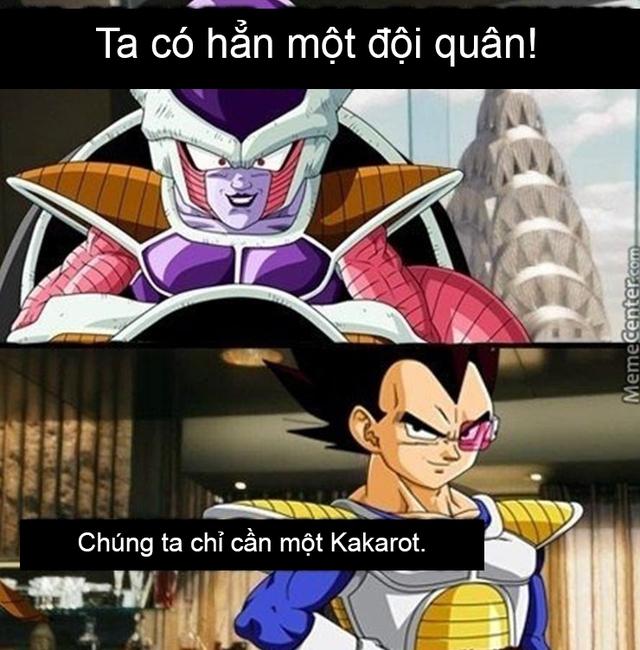 Dragon Ball: Giải khuây khi ở nhà tránh dịch với loạt meme về các nhân vật phản diện hài khó đỡ - Ảnh 8.