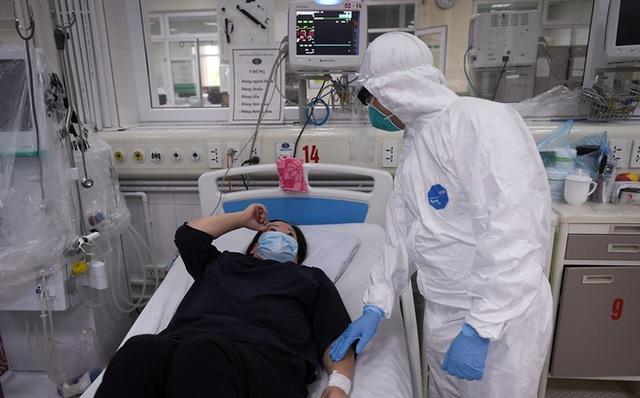 Bộ Y tế khẳng định: Phòng áp lực âm chỉ ngăn lây nhiễm chéo, không phải dùng để điều trị Covid-19 - Ảnh 1.