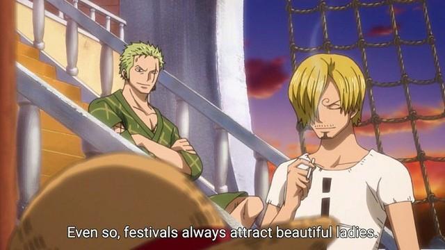One Piece: 6 cặp đối thủ có mối quan hệ cạnh tranh thú vị, đối đầu nhưng không phải kẻ thù - Ảnh 4.