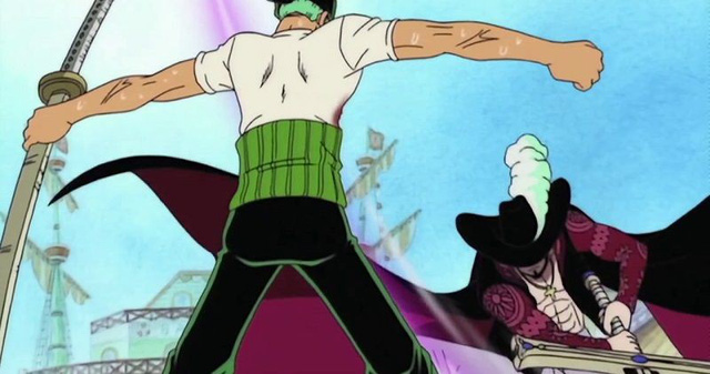 One Piece: 6 cặp đối thủ có mối quan hệ cạnh tranh thú vị, đối đầu nhưng không phải kẻ thù - Ảnh 6.