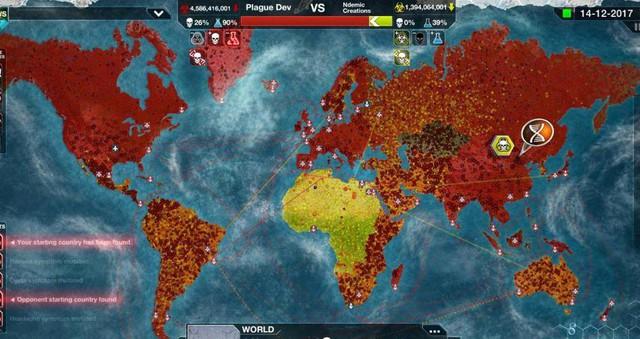 Game virus đình đám - Plague Inc ra chế độ mới, cho phép người chơi làm anh hùng cứu thế giới - Ảnh 2.