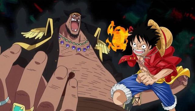 Trùm cuối One Piece sẽ gọi tên ai? Râu Đen hay kẻ ngồi trên ngai vàng khiến Ngũ Lão Tinh cúi đầu - Ảnh 1.