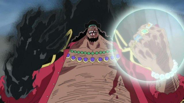 Trùm cuối One Piece sẽ gọi tên ai? Râu Đen hay kẻ ngồi trên ngai vàng khiến Ngũ Lão Tinh cúi đầu - Ảnh 2.
