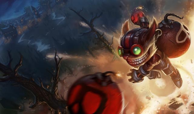 """Quên Lux đi, gã người mìn Ziggs mới chính là """"con cưng"""" của Riot Games - Ảnh 1."""
