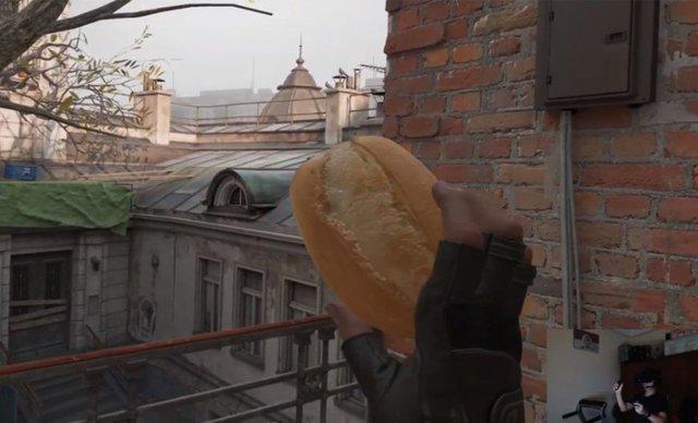 Dũng CT hào hứng khi được tận tay cầm Bánh mỳ Việt Nam trong buổi stream Half-life: Alyx - Ảnh 4.