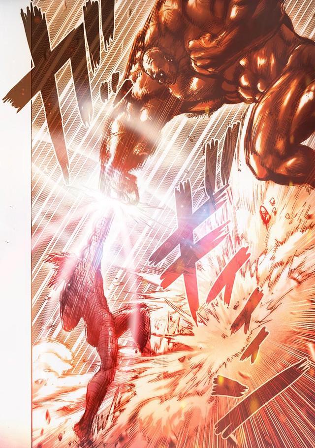 One Punch Man: Sức mạnh thật sự của cậu bé gày gò ốm yếu đã trở thành anh hùng class S Siêu hợp kim đen bóng - Ảnh 2.