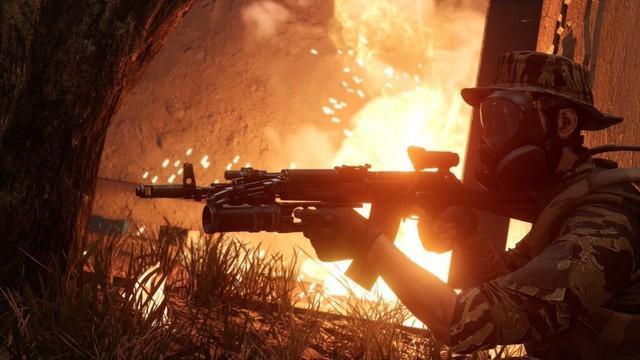 Tựa game bắn súng siêu thực Insurgency: Sandstorm miễn phí đến 1/4, mời anh em chinh phục sa trường rực lửa - Ảnh 1.