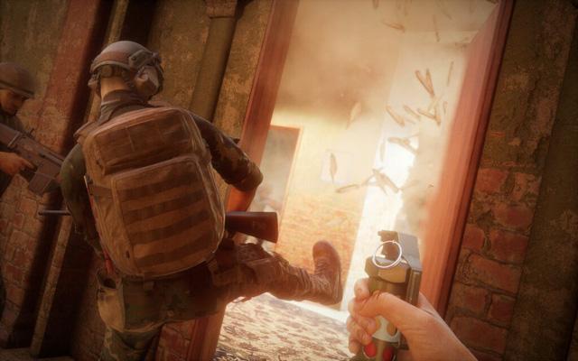 Tựa game bắn súng siêu thực Insurgency: Sandstorm miễn phí đến 1/4, mời anh em chinh phục sa trường rực lửa - Ảnh 3.
