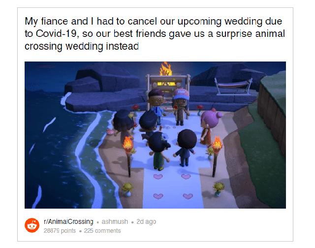 """Đám cưới bị hủy do Covid-19, cặp đôi game thủ vẫn quyết định tổ chức lễ thành hôn theo một cách khiến họ hàng hai bên """"ngã ngửa"""" - Ảnh 3."""