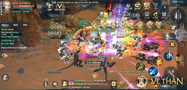 Thành công vang dội, Vệ Thần Mobile chứng minh rằng game Fantasy vẫn còn rất hot tại Việt Nam! - Ảnh 4.