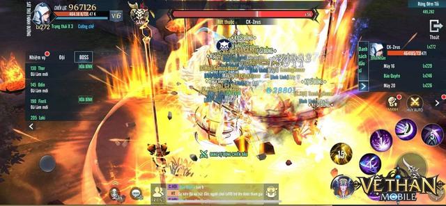 Thành công vang dội, Vệ Thần Mobile chứng minh rằng game Fantasy vẫn còn rất hot tại Việt Nam! - Ảnh 8.