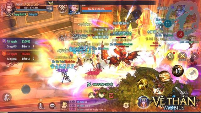 Thành công vang dội, Vệ Thần Mobile chứng minh rằng game Fantasy vẫn còn rất hot tại Việt Nam! - Ảnh 10.