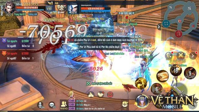 Thành công vang dội, Vệ Thần Mobile chứng minh rằng game Fantasy vẫn còn rất hot tại Việt Nam! - Ảnh 11.