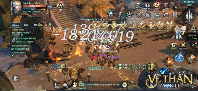 Thành công vang dội, Vệ Thần Mobile chứng minh rằng game Fantasy vẫn còn rất hot tại Việt Nam! - Ảnh 16.