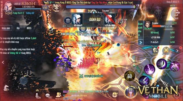 Thành công vang dội, Vệ Thần Mobile chứng minh rằng game Fantasy vẫn còn rất hot tại Việt Nam! - Ảnh 17.