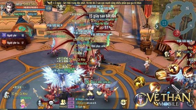 Thành công vang dội, Vệ Thần Mobile chứng minh rằng game Fantasy vẫn còn rất hot tại Việt Nam! - Ảnh 13.