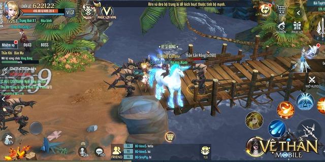 Thành công vang dội, Vệ Thần Mobile chứng minh rằng game Fantasy vẫn còn rất hot tại Việt Nam! - Ảnh 15.